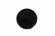 Піднос чорний, 36 см, арт. KN-001-E